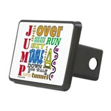 AgilityCommands.png Rectangular Hitch Cover