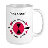 Camp Casey with Text Coffee Mug