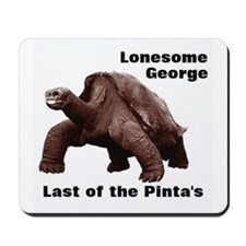 Lonesome George Mousepad