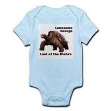 Lonesome George Infant Bodysuit
