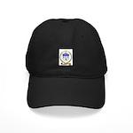 GOGUEN Family Crest Black Cap