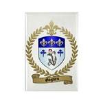 GOGUEN Family Crest Rectangle Magnet