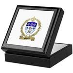 GOGUEN Family Crest Keepsake Box