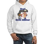 Grill Master Fred Hooded Sweatshirt