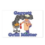 Grill Master Garrett Postcards (Package of 8)