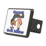 Grill Master Garrett Rectangular Hitch Cover