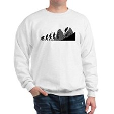 Mountain Biking Sweatshirt