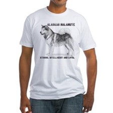 """""""Malamute Strength"""" Shirt"""