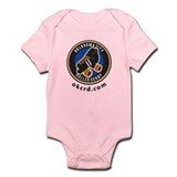 Cool Rollergirl Infant Bodysuit