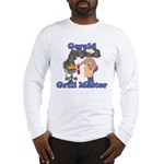 Grill Master Gerald Long Sleeve T-Shirt