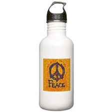 Gustav Klimt Peace Water Bottle
