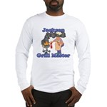 Grill Master Jackson Long Sleeve T-Shirt