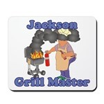 Grill Master Jackson Mousepad