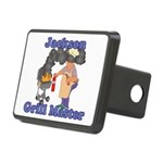 Grill Master Jackson Rectangular Hitch Cover