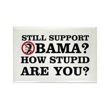 Still Support Obama? How Stupid Are You? Rectangle