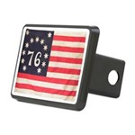 Flag of Bennington III.psd Rectangular Hitch Cover