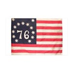 Flag of Bennington III.psd 35x21 Wall Decal