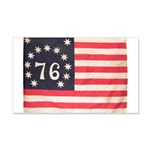 Flag of Bennington III.psd 20x12 Wall Decal