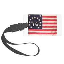 Flag of Bennington III.psd Luggage Tag