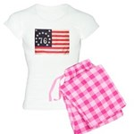 Flag of Bennington III.psd Women's Light Pajamas