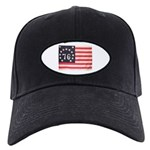 Flag of Bennington III.psd Black Cap