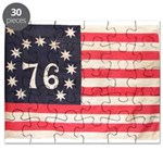 Flag of Bennington III.psd Puzzle