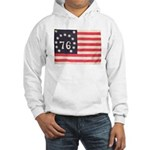 Flag of Bennington III.psd Hooded Sweatshirt
