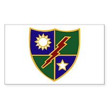 75th Infantry (Ranger) Regiment Decal