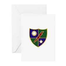 75th Infantry (Ranger) Regiment Greeting Cards (Pk