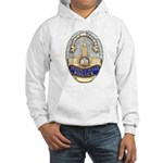 Beverly Hills Police Hooded Sweatshirt