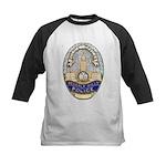 Beverly Hills Police Kids Baseball Jersey