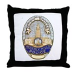 Beverly Hills Police Throw Pillow