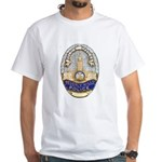 Beverly Hills Police White T-Shirt
