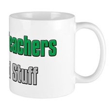 History Teachers Like Old Stuff Mug