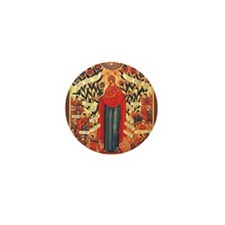 Eastern Orthodox Church  Mini Button (10 pack)
