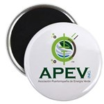 "2.25"" Magnet (100 pack) APEV"