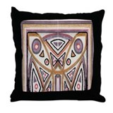 Throw Pillow Taino