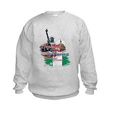 USA - Naija: Sweatshirt