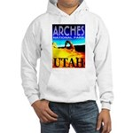 Arches National Park, Utah Hooded Sweatshirt