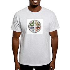 Funny Fire element T-Shirt