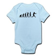 Softball Hitter Infant Bodysuit