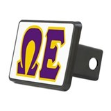 QE Inline Rectangular Hitch Cover
