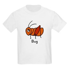 Bug Flashcard Tee for Him