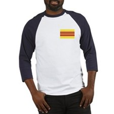 Flag of Vietnam Baseball Jersey