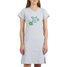 World's Best Mom Women's Nightshirt