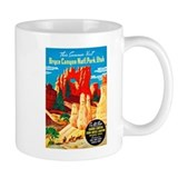 Utah Travel Poster 2 Small Mug