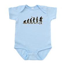 Workout Infant Bodysuit