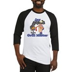Grill Master Jay Baseball Jersey