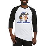 Grill Master Jay Baseball Jersey