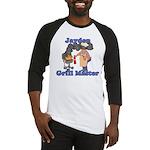 Grill Master Jayden Baseball Jersey